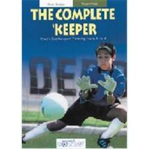 Youth Goalkeeper Training Soccer Book A Z 205 PAGES