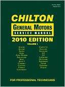 Chilton General Motors Service Manual, 2010 Edition (3 Volume Set)