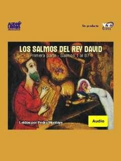 BARNES & NOBLE  Salmos Del Rey David / Primera Parte / Salmos 1 Al 87