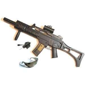 Spring Double Eagle H&K G36 Assault Rifle FPS 250, Scope