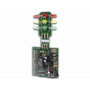 Velleman 9v Led Educational Traffic Light Project Kit