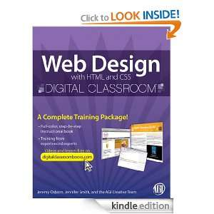 Web Design with HTML and CSS Digital Classroom: Jennifer Smith, Jeremy