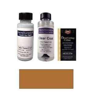 2 Oz. Dark Brown Metallic Paint Bottle Kit for 1985 Jeep