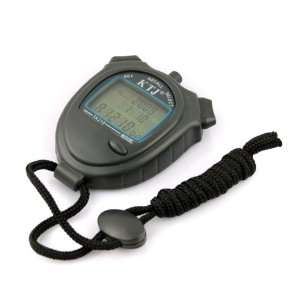 New Portable Accurate Electronic Sport Watch Stopwatch