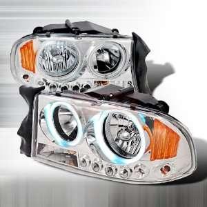 Dodge Dodge Durango Dakota 1P Headlights/ Head Lamps Euro