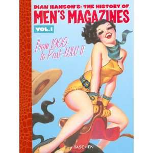 History of Mens Magazines, Vol. 1 (Dian Hansons The