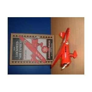 ERTL Anheuser Busch (Budweiser) Airplane Bank Model