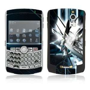 Curve 8330 Skin Decal Sticker   Abstract Tech City