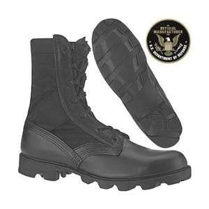 Altama Commercial Specification Jungle Boot Mens   Black