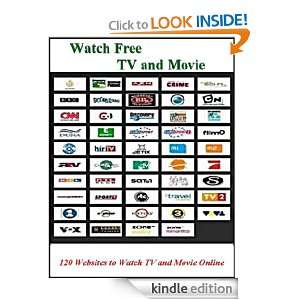 Watch Free TVs and Movies Online 120 Channels to Watch TVs and Movies