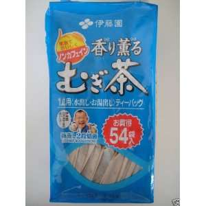 ITO EN Japanese Barley Tea Kaori Kaoru (Aromatic) Mugicha Tea COLD/HOT