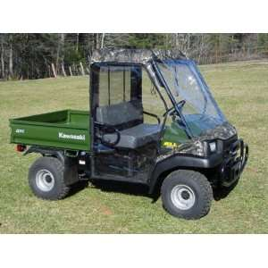 Kawasaki Mule 3000/3010 Full Cab Enclosure: Automotive