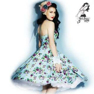 Hell Bunny Long Black or White Petticoat Pettiskirt Tutu Rockabilly