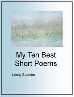 BARNES & NOBLE  Ten Very Short Poems by Lenny Everson, Lenny Everson