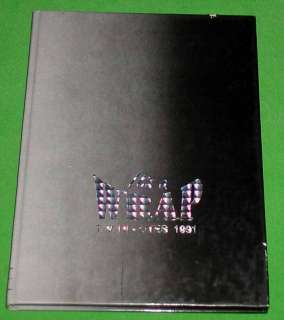 1991 Tusky Valley High School Yearbook   Zoar Ohio OH