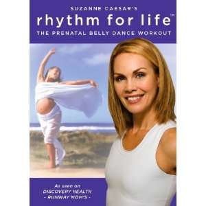 Rhythm For Life   The Prenatal Belly Dance Workout: Movies & TV