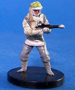 Star Wars Mini Rebel Storm Elite Hoth Trooper 05/60
