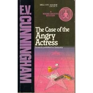 The Case of the Angry Actress (Masao Masuto mystery
