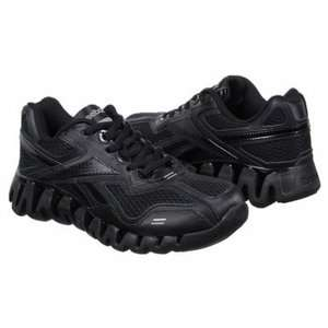 Reebok ZIG TECH ZIGENERGY v50492 Black GS Big Kids Girls Boys Running