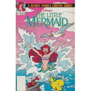 Little Mermaid Limited Series (Disneys) (1992) #1 Books