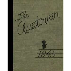 Minnesota Austin High School 1945 Yearbook Staff  Books