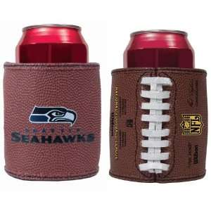 73110   Seattle Seahawks Football Can Cooler: Sports