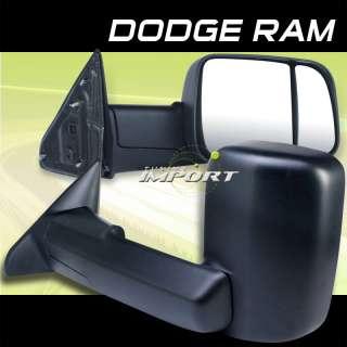 2010 2011 DODGE RAM 2500/3500 PICKUP TRUCK MANUAL FLIP FOLD TOWING