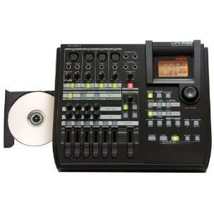 Track HD Recorder w/ CD R Digital Multi track Musical Instruments