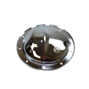 Steel Rear Differential Cover   10 Bolt W/ 8.5 Ring Gear Automotive
