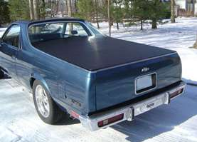 1967 72 Chevy 8 Bed SOFT TILT UP TONNEAU COVER