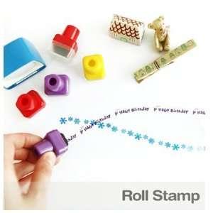 Roll Stamp, Matroyoshika Arts, Crafts & Sewing