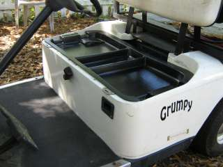 Storage Tray 4 EZGO Club Car DS Yamaha G14 G16 G19 Cart
