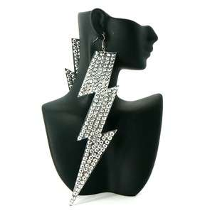 Bolt 7.75 Poparazzi Earrings Basketball Wives Lady Gaga