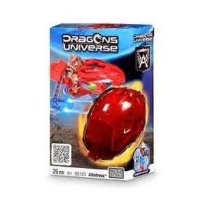 Dragons Universe Mega Bloks Set #95123 Albatross Toys & Games