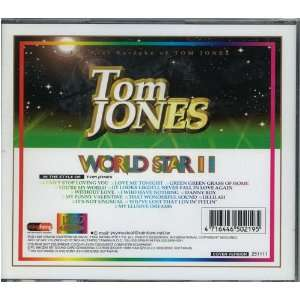WORLD STAR 11 Tom Jones Karaoke Everything Else