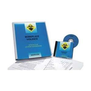 Marcom Workplace Violence General Safety Cd rom Crs: Home