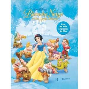 Blanche Neige et les Sept Nains (1CD audio) (French