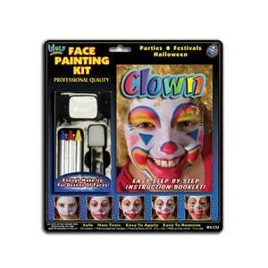 Clown Face Painting Kit: Toys & Games