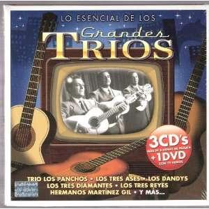 Trio Tariacuri, Trio Las Sombras, Los Delfines. Los Tres Reyes: Music