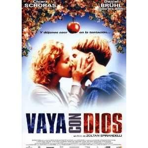 Vaya con Dios Poster Movie Spanish 27x40