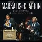 eric clapton wynton marsalis play blues new sealed cd dvd