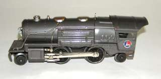Lionel O Gauge Prewar 259E Gun Metal Grey Locomotive Engine & 2689W