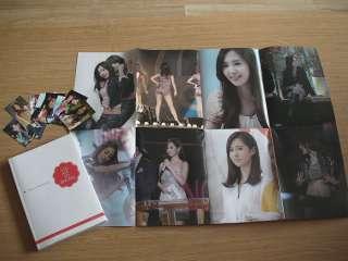 SNSD Girls Generation   YURI YOU ARE SO BEAUTIFUL Fan Club Photobook