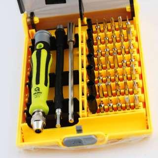 45 in 1 Screw Driver Tools kit Set Phone PC Repair
