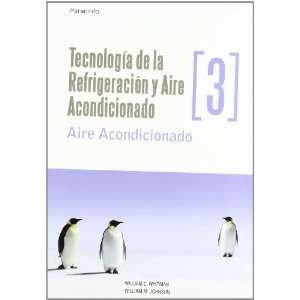Acondicionado (Technologia de la Refrigeracion y Aire Acondicionado