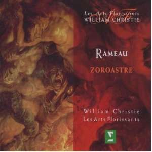 · Les Arts Florissants · Christie: Jean Philippe Rameau, William