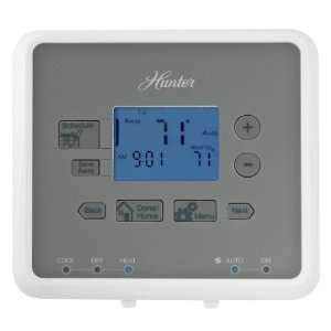Hunter 44272 5 Minute 5 1 1 Day Programmable Thermostat