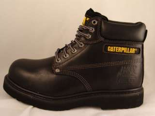 Caterpillar CAT Workhorse Steel Toe 6 Work Boot 12.0 M