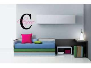 PERSONALIZED NAME Vinyl Sticker Wall Decal Bedroom Decor Word