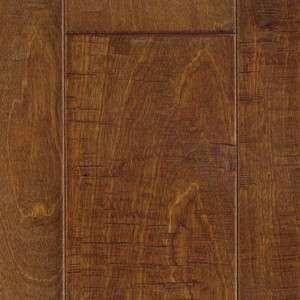Hand Scraped Adobe Birch Hardwood Flooring Wood Floor
